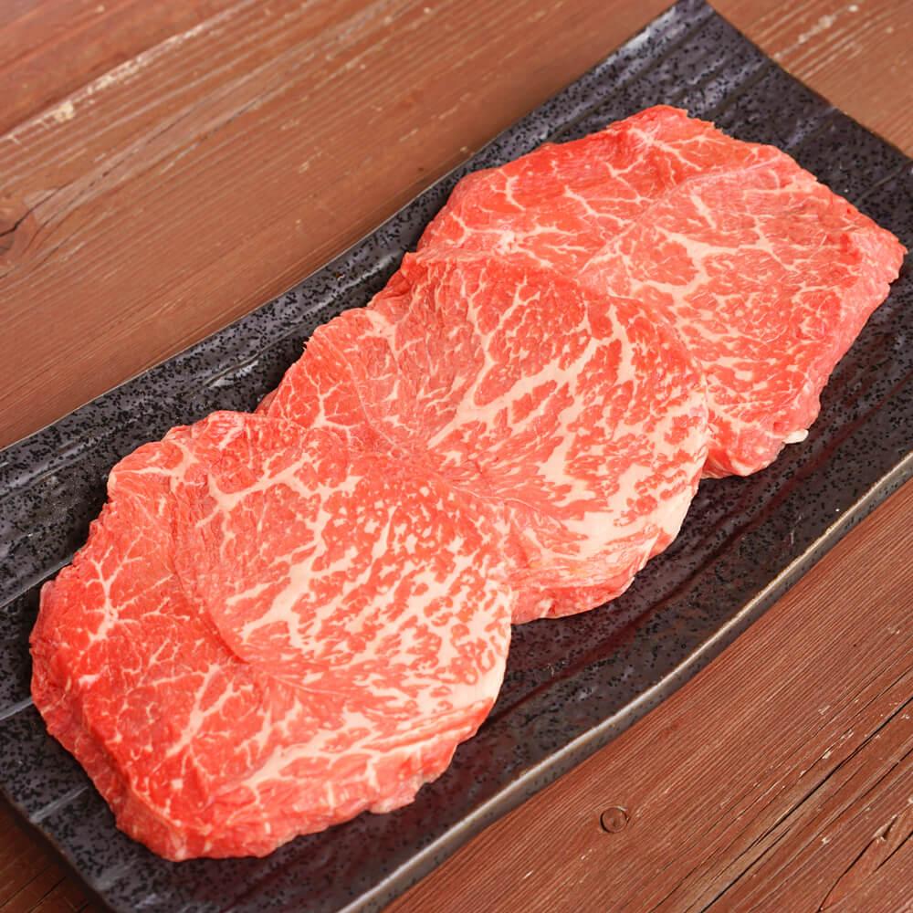 淡路牛ももステーキ150g×3枚