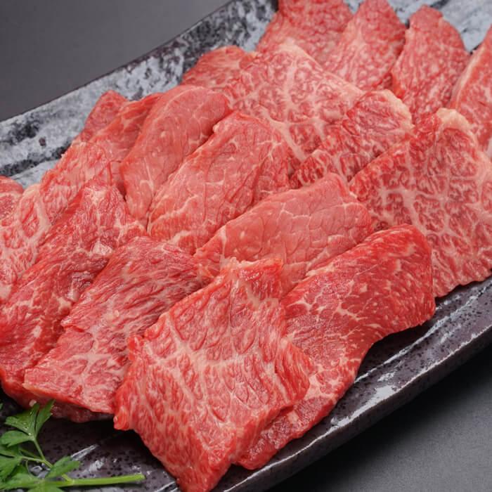 淡路牛焼き肉ミックス1kg